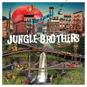 Image for 'Keep it Jungle'