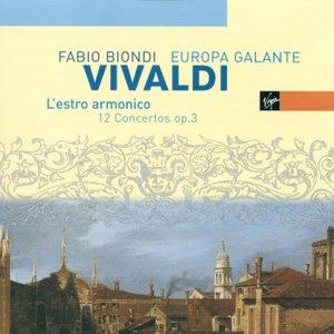 Image for 'Vivaldi: L'estro armonico 12 Concertos Op.3'