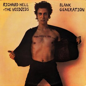 Image for 'Blank Generation'