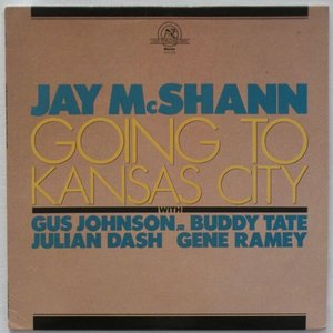 Image for 'Jay McShann: Going to Kansas City'