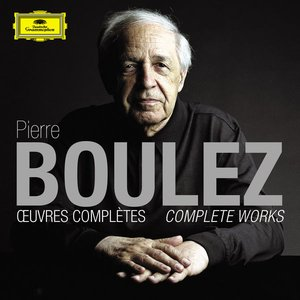 Изображение для 'Pierre Boulez: The Complete Works'