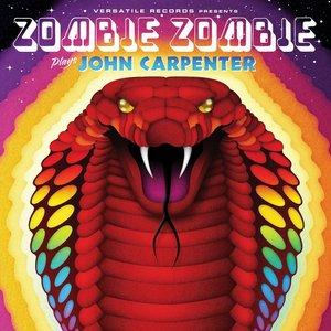 Image pour 'Zombie Zombie Plays John Carpenter'