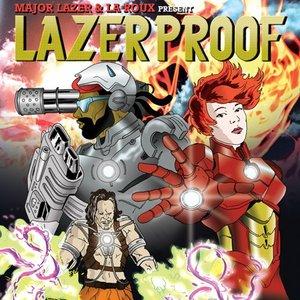 Image for 'Major Lazer & La Roux Presents: LazerProof'