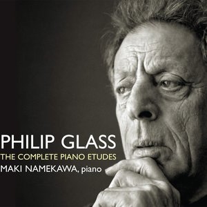 Image for 'Philip Glass: The Complete Piano Etudes'