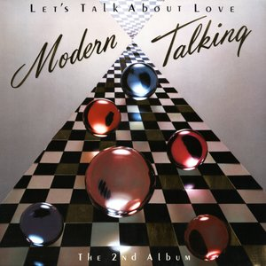 Image for 'Let's Talk About Love'