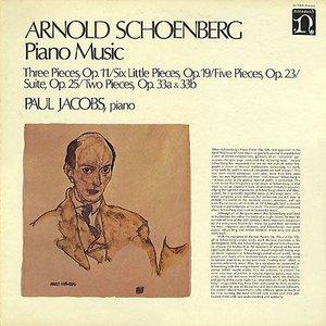 Imagen de 'Piano Music (Paul Jacobs)'