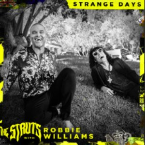 Image for 'Strange Days (with Robbie Williams)'