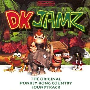 Imagen de 'DK Jamz: The Original Donkey Kong Country Soundtrack'