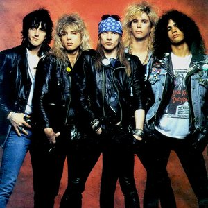 'Guns N' Roses' için resim