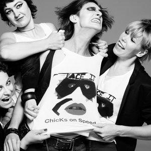 Imagem de 'Chicks On Speed'