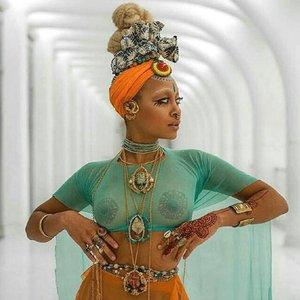 Image for 'Erykah Badu'