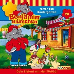Image for 'Folge 28: rettet den Kindergarten'