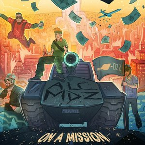 Image for 'On a Mission'