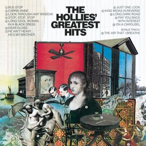 Image for 'The Hollies' Greatest Hits'