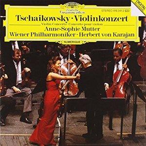 Image for 'Tchaikovsky: Violin Concerto'