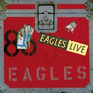 Image for 'Eagles Live'