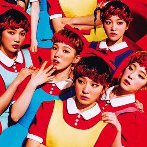 Imagem de 'The Red - The 1st Album'