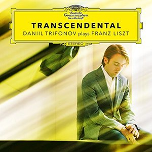 Bild für 'Transcendental - Daniil Trifonov Plays Franz Liszt (Etudes S. 139, S. 141, S. 144, S. 145)'