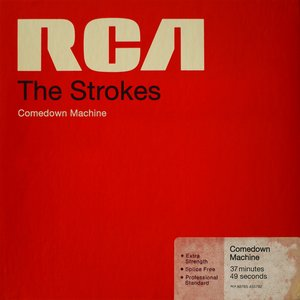 Image for 'Comedown Machine'
