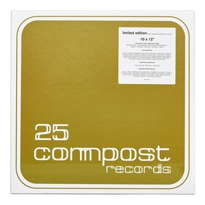 Image for '25 Compost Records'