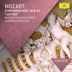 'Mozart: Symphonies Nos. 40 & 41'の画像