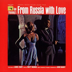 Image for 'James Bond Soundtrack: From Russia With Love'