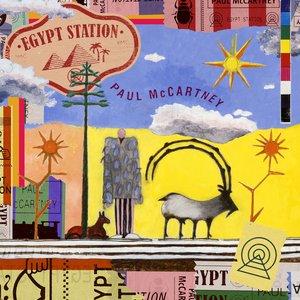 Изображение для 'Egypt Station'