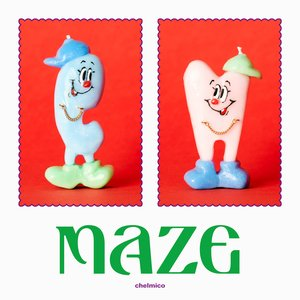 Image for 'Maze'