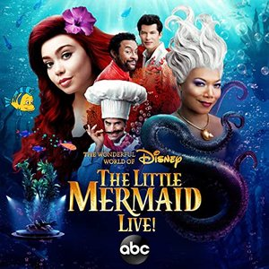 Image for 'The Little Mermaid Live!'