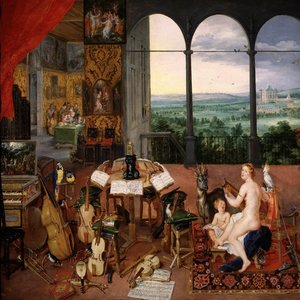 Image for 'The Allegory Of Hearing'