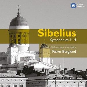 Image for 'Sibelius: Symphony Nos 1-4'