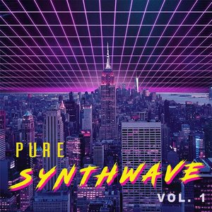Image for 'Pure Synthwave, Vol. 1'