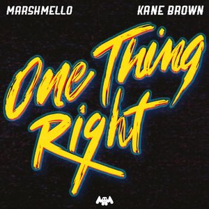 Image for 'One Thing Right'