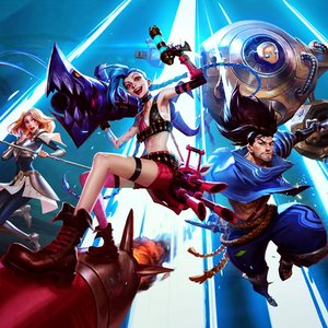 Image for 'League of Legends'