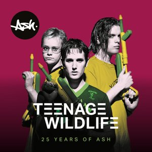 Image for 'Teenage Wildlife: 25 Years of Ash'