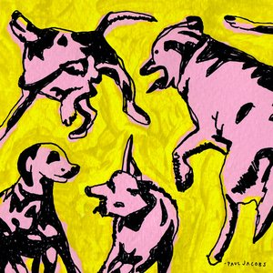 Image for 'Pink Dogs on the Green Grass'