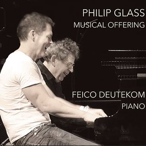 Image for 'Philip Glass: Musical Offering'