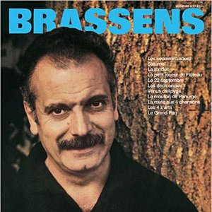 Image for 'Georges Brassens n°10'