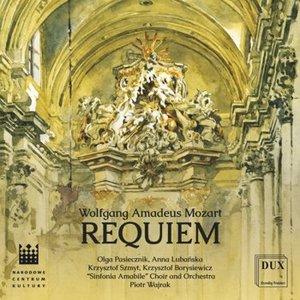 Image for 'Mozart: Requiem in D Minor, K. 626'