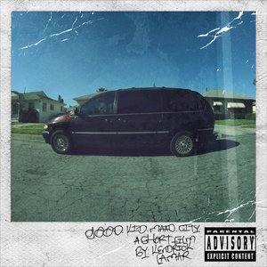 Image for 'Good Kid M.A.A.D City-(Deluxe Edition)'
