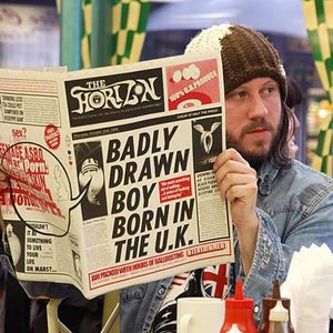 Image for 'Badly Drawn Boy'