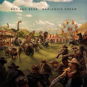 Image for 'Harlequin Dream'