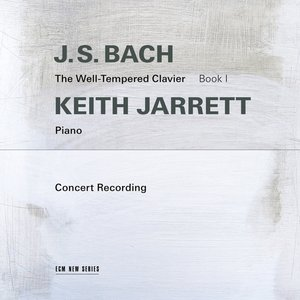 Image for 'J.S. Bach: The Well-tempered Clavier, Book I [Live, March 1987]'