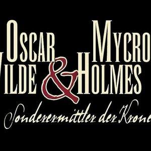 Bild für 'Oscar Wilde & Mycroft Holmes'