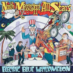 Image for 'Electric Blue Watermelon'