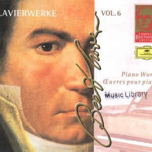 'Complete Beethoven Edition Vol. 6 - Piano Works'の画像