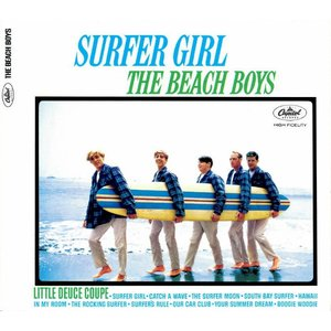Image for 'Surfer Girl (Mono & Stereo)'