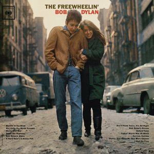Image for 'The Freewheelin' Bob Dylan'
