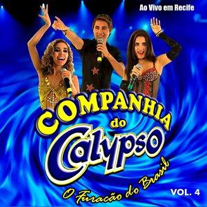 Imagem de 'Companhia do Calypso: Ao Vivo em Recife, Vol. 4'