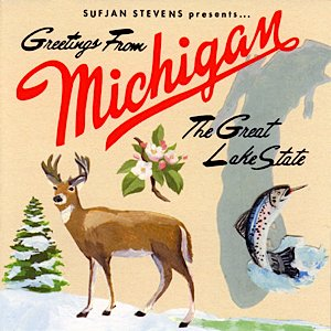 Immagine per 'Greetings From Michigan: The Great Lake State'